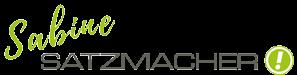 Logo Sabine Satzmacher Satzmacherei