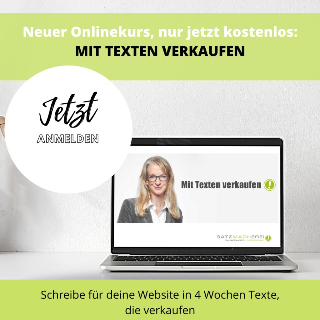 Kostenlos online texten lernen Website Texte schreiben