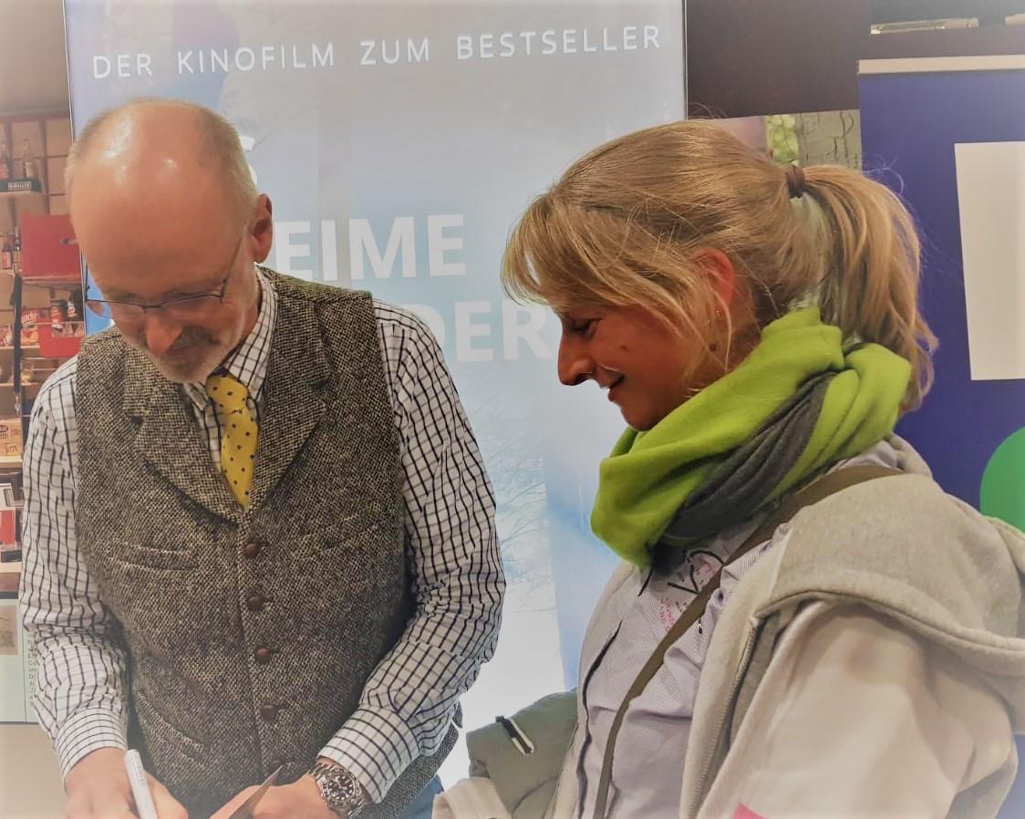 Peter Wohlleben: Emotionale Sprache für Wald und Werbung